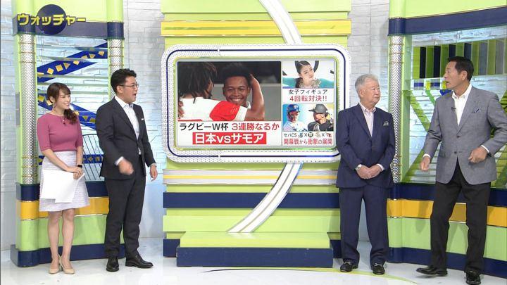 2019年10月05日鷲見玲奈の画像04枚目