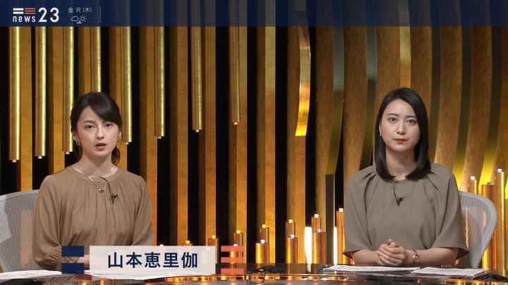 2019年09月11日山本恵里伽の画像02枚目