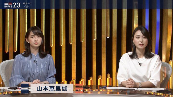 2019年09月23日山本恵里伽の画像01枚目