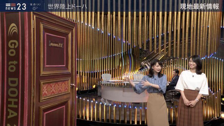 2019年09月23日山本恵里伽の画像11枚目