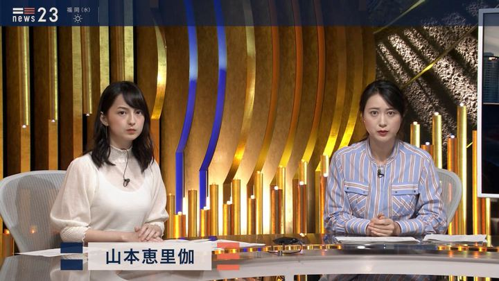 2019年09月24日山本恵里伽の画像02枚目