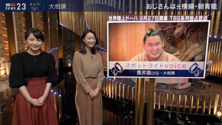 2019年09月25日山本恵里伽の画像10枚目