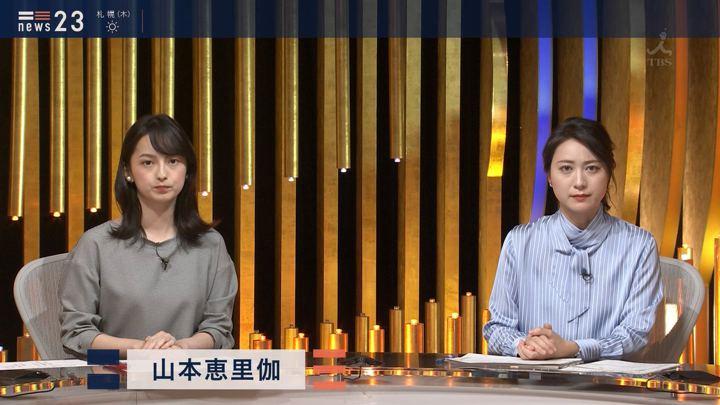 2019年10月09日山本恵里伽の画像02枚目
