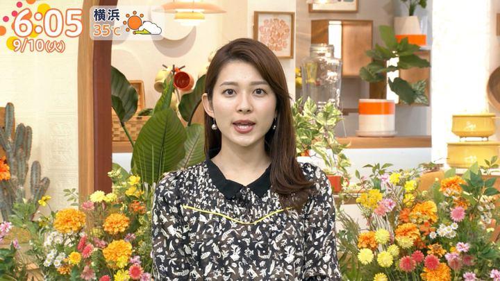 2019年09月10日山本里菜の画像06枚目