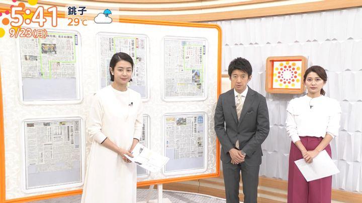 2019年09月23日山本里菜の画像02枚目