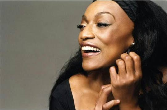 Jessye Norman portrait