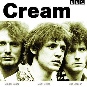 Cream BBC Sessions