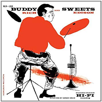 Buddy Rich Harry Edison_Buddy and Sweets