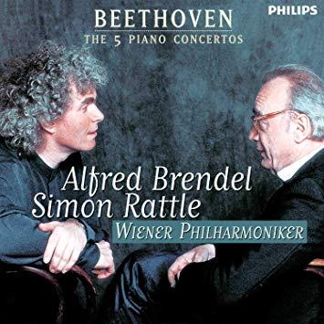 Beethoven_ 5 piano concertos_Brendel Rattle Wienr Phil