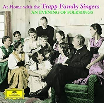 Trapp Family Singers_At Home With the Trapp Family Singers