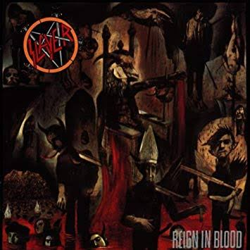 『Slayer Reign in Blood』