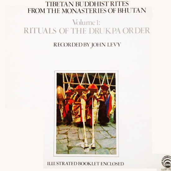 Tibetan Buddhist Rites From The Monasteries Of Bhutan Vol1