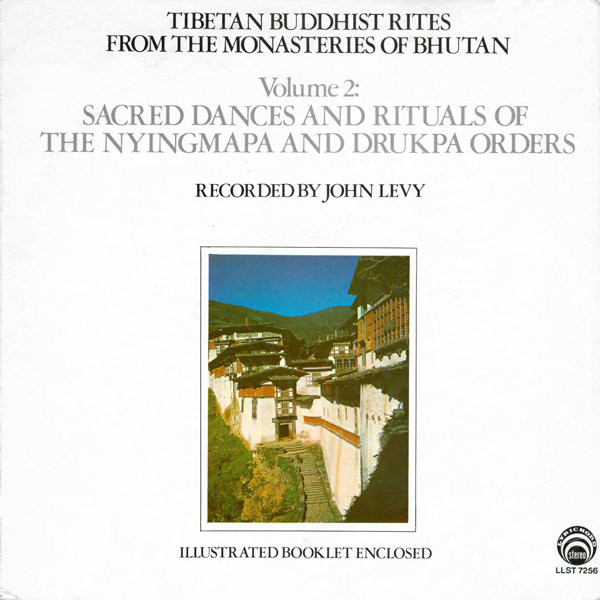 Tibetan Buddhist Rites From The Monasteries of Bhutan Vol2