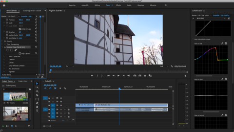 Adobe Premiere pro_photo