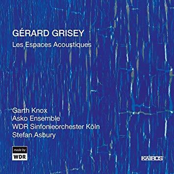 Grisey_Les espaces acoustiques
