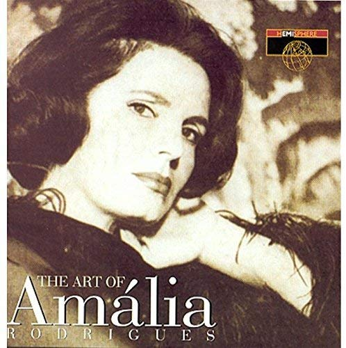 Amália Rodrigues The Art of Amália