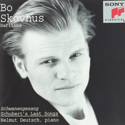 Schubert_Schwanengesang_Bo Skovhus
