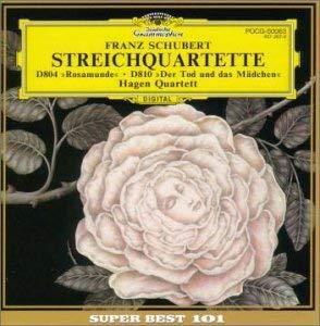 Schubert StringQ13 14_HagenQ