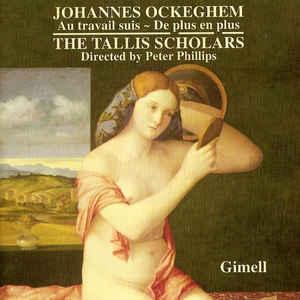 Ockeghem_Tallis Scholars_Peter Phillips
