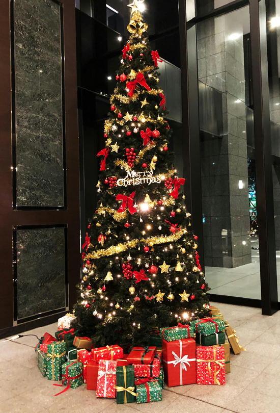 クリスマスツリー530