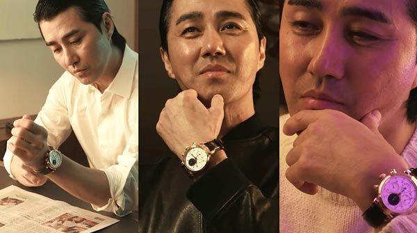 チャスンウォン IWC