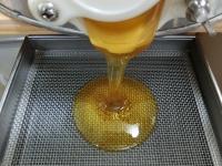 天然非加熱の100%ハチミツです♪(20191009)