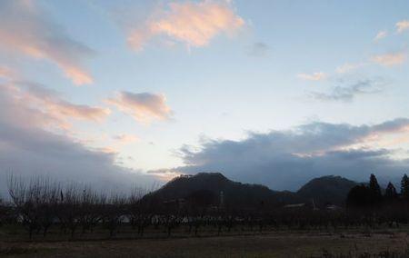 009東の山