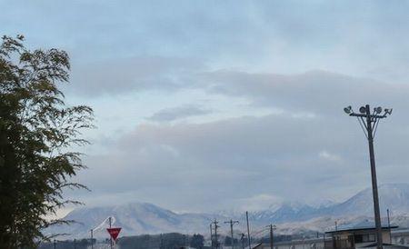 008西の山々