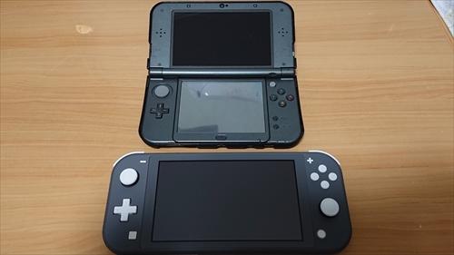 スイッチライト 違い ニンテンドースイッチ Nintendo SwitchとSwitch