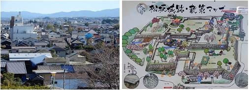 松坂城マップ