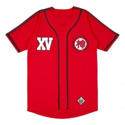 191109XVグッズベースボールシャツ