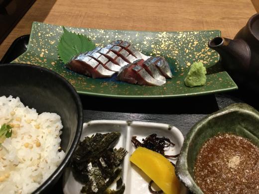 191109福岡ふじ乃昼食