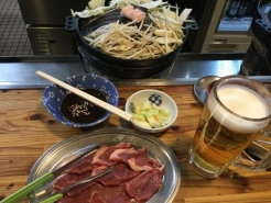 191213札幌味の羊ヶ丘夕食