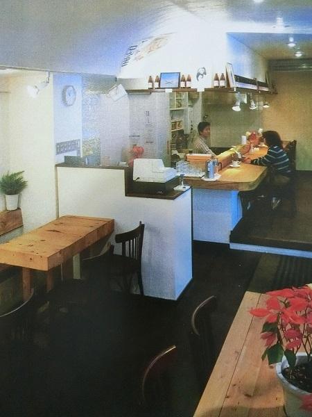 文芸坐の喫茶店①