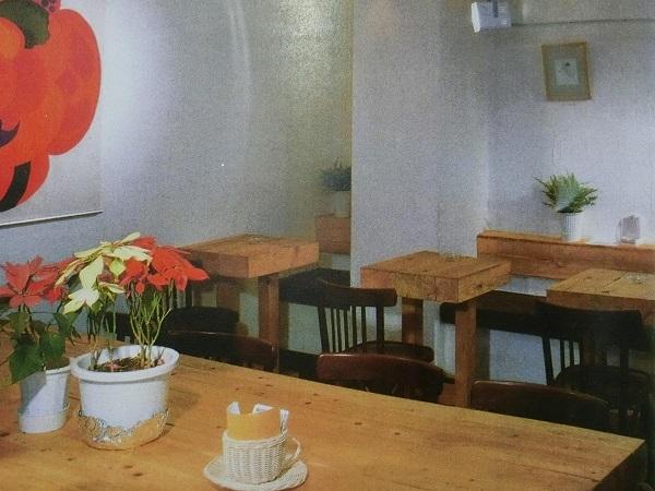 文芸坐の喫茶店②