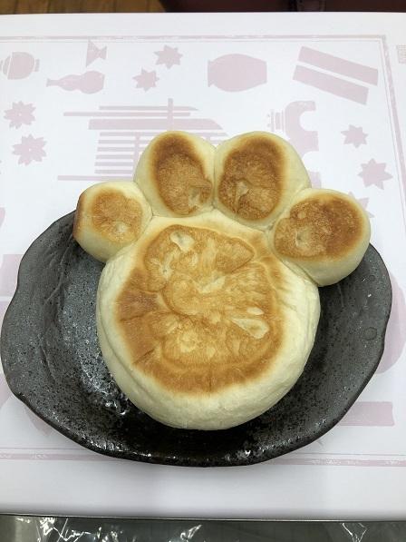 にくきゅうパン