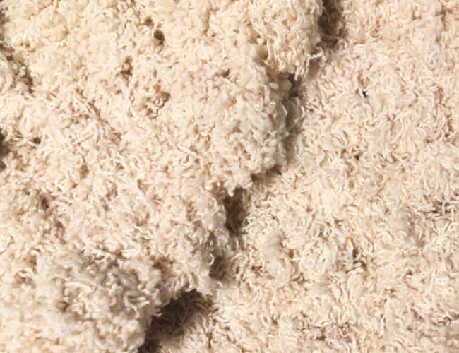 かぎ針編み簡単編み図もふもふ毛糸でスヌード2