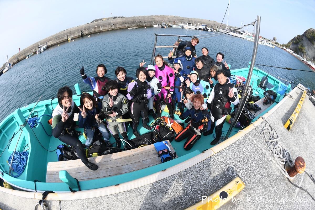 勝山BBQダイビング (1)
