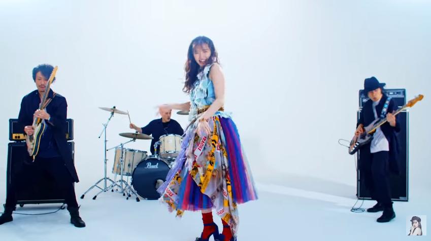 鈴木愛理『IDENTITY』MV01