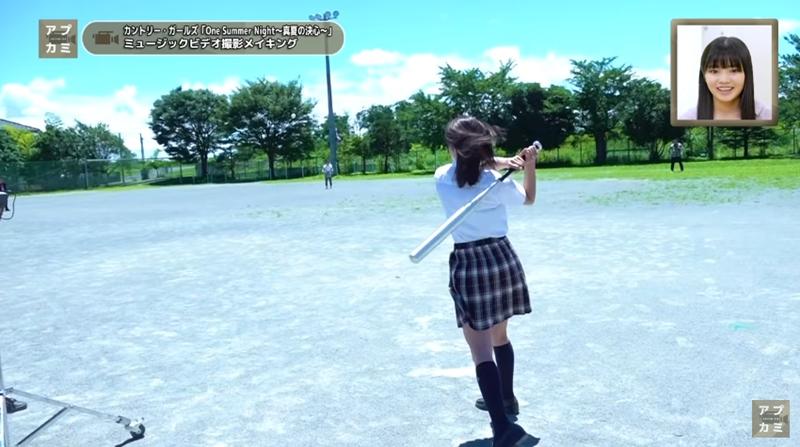 「One Summer Night~真夏の決心~」MVメイキング07