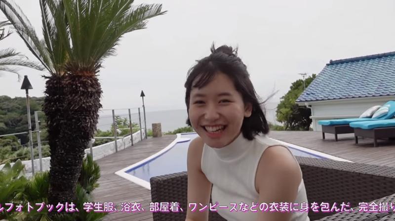 笠原桃奈ファーストビジュアルフォトブック「Momona」ダイジェスト10
