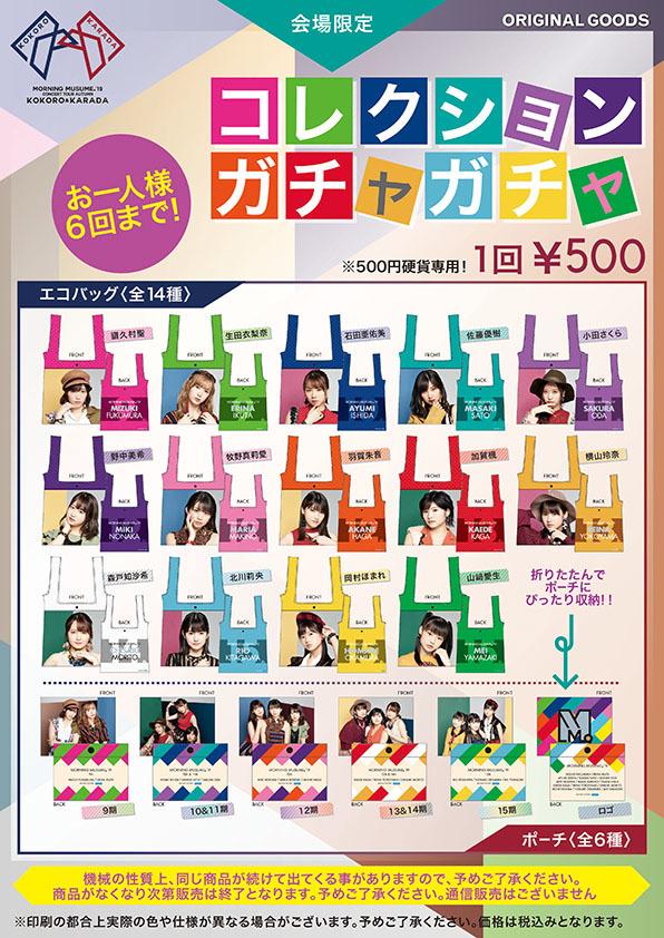 モーニング娘。19コンサートツアー秋 ~KOKOROKARADA~ グッズ09