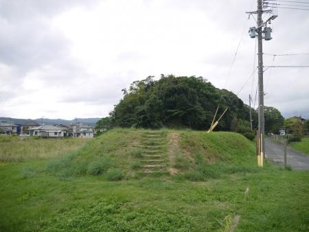 水城跡(2)