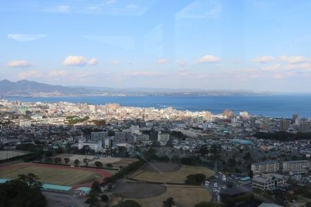 タワーからの眺望(1)