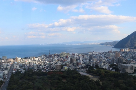タワーからの眺望(2)
