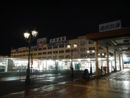 JR新潟駅(万代口)