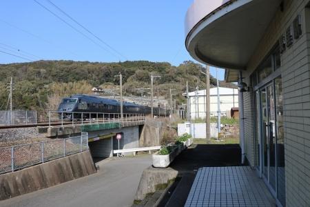 JR長里駅