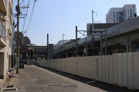 浦上駅付近(3)