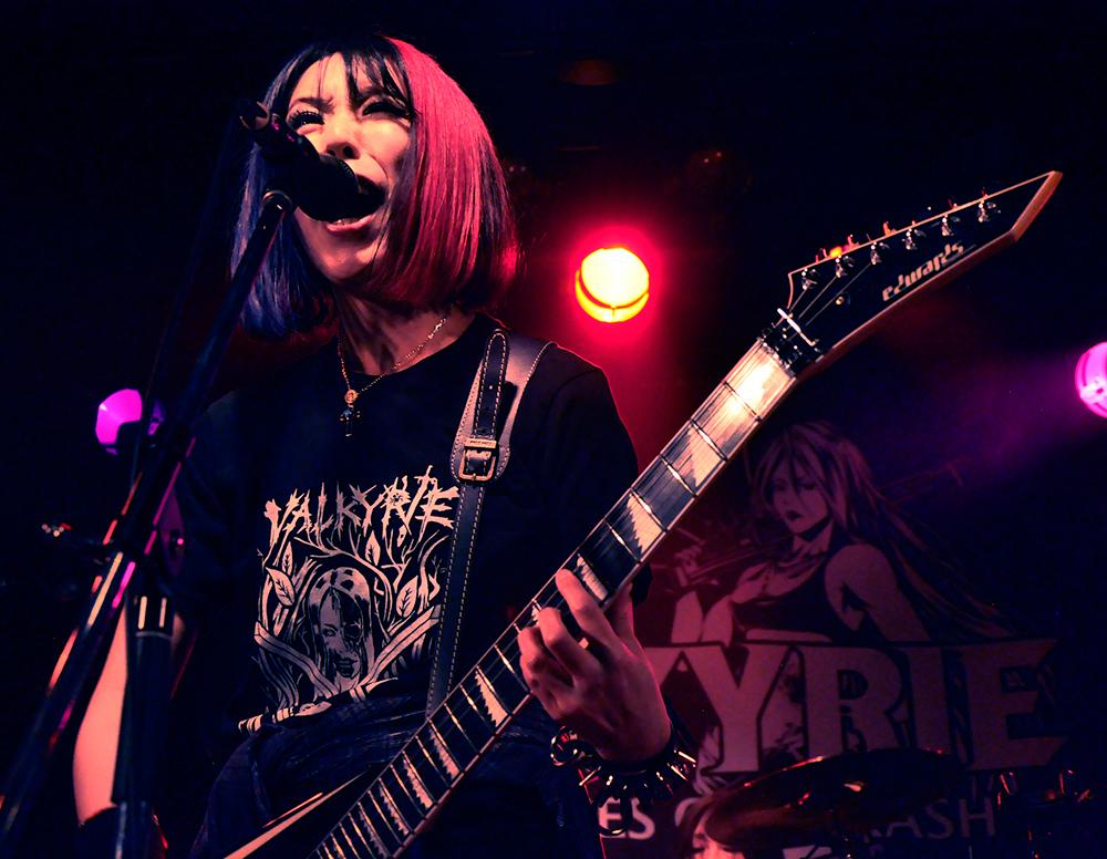 VALKYRIE(ヴァルキューレ)ボーカル_小関文_Painkiller2019(天王寺Fireloop)