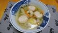 鶏団子スープ 20191120